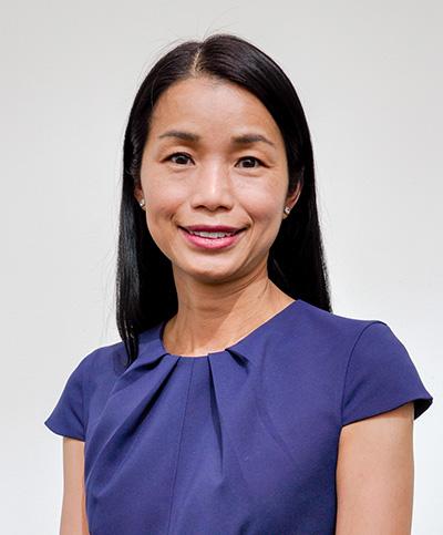 Prof Angela Hong